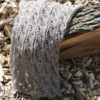 cashmere and silk lace cowl