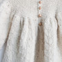 Cashmere baby dress-2