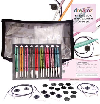 Knitter's Pride Symfonie Dreamz interchangeable knitting needle set