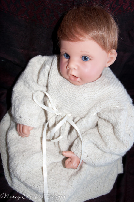 cashmere baby dress-9685