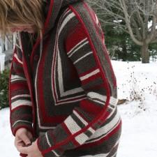 Handknit Sweater