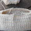 knitting alpaca pullover
