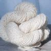 Handspun Merino wool and Silk Yarn