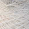 close up of ball of handspun cashmere yarn