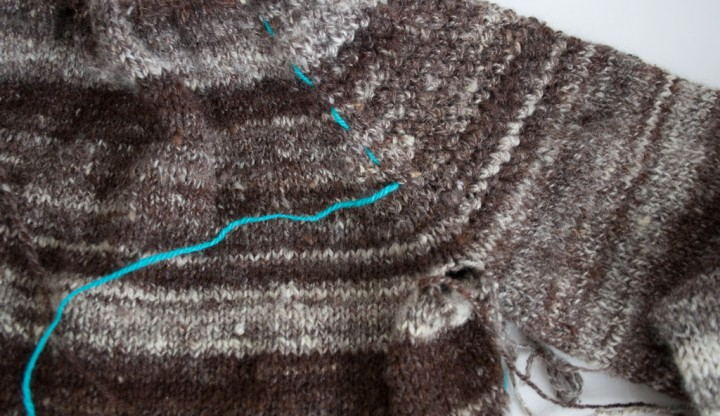handspun wool-sweater-winter-roads-8842