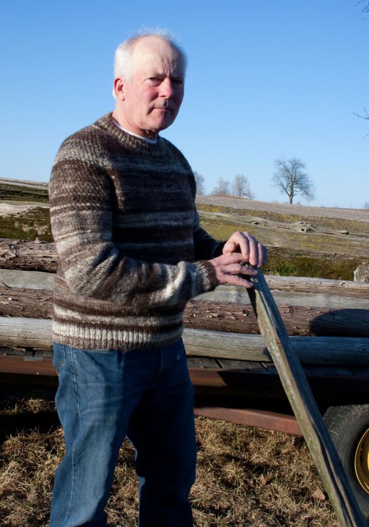 handspun handknit wool sweater jacob  (1)