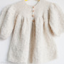 Cashmere baby dress-1
