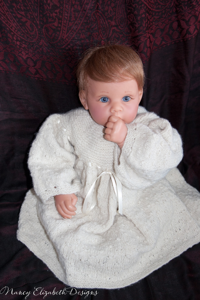 cashmere baby dress-9676