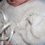 cashmere baby dress-9681