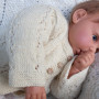 hand knit baby sweater-8734